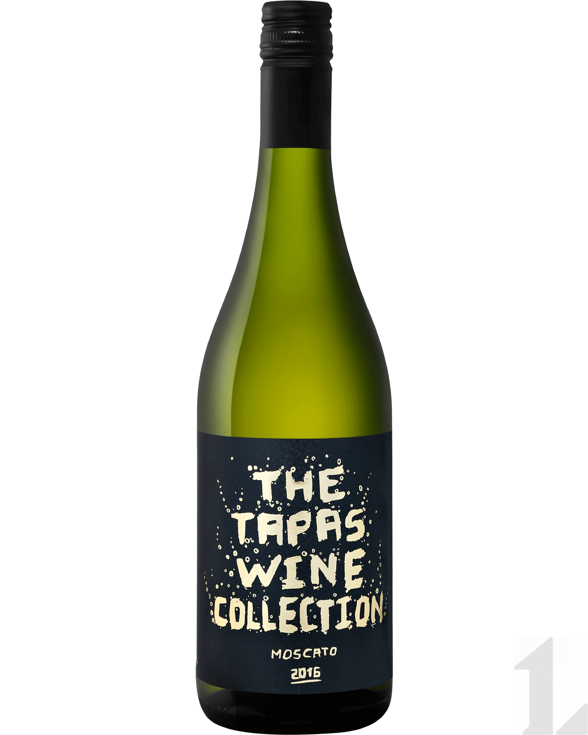 Игристое вино The Tapas Wine Collection Moscato Valencia DO Bodegas Carchelo 2018 0.75л